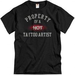Hot Tattoo Artist