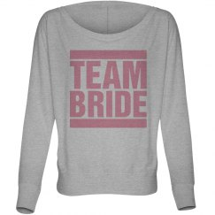 Pink Team Bride