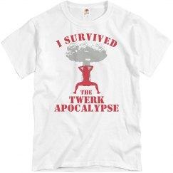 The Twerk Apocalypse