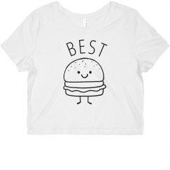 Simple Cheeseburger Best Friends