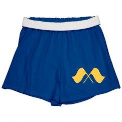 Flag Line Soffee Shorts