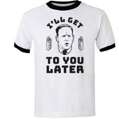 Spicer Will Get To You Later
