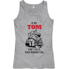 Tom can fix it!