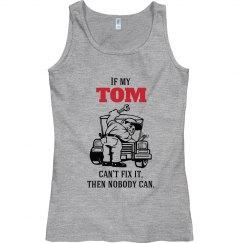 Tom can fix it!