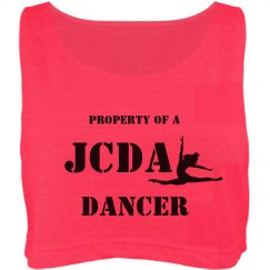Property of a JCDA Dancer