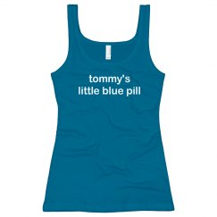 Tom's Little Blue Pill