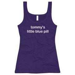 Tom's Little Blue Pill
