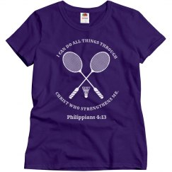 Badminton Christian