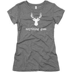 Anything Goes Tee