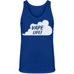 VAPE LIFE! (Blue)