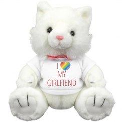 Rainbow Heart My Girlfriend