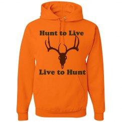 hunters hoodie