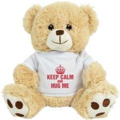 Keep Calm and Hug