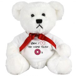 Valentines Day Teddy Bear