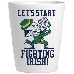 The Fighting Irish