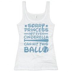 Cinderella Softball
