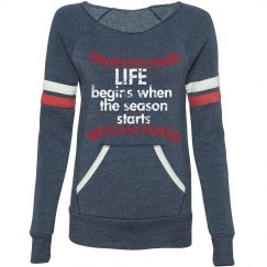 Life Begins Sweatshirt