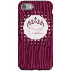Princess iPhone Case