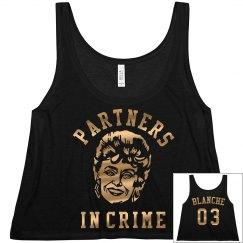 Golden Girls In Crime