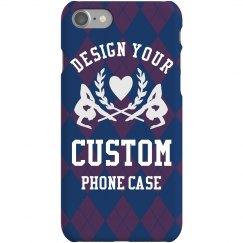 Custom Gymnastics Phone Case