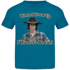 Toddler's When I Grow Up Carl Tee