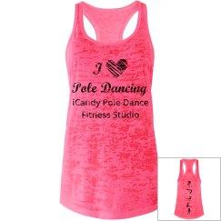 I Love Pole Dancing