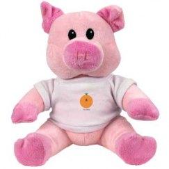 Nu-Dition Stuffed Pig