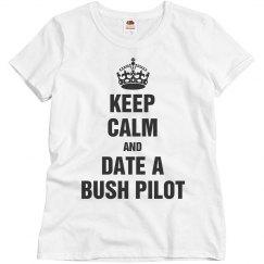 Date a bush pilot