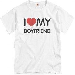 I Love My Boyfriend