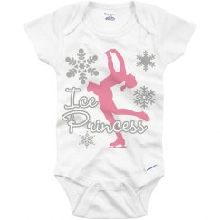 Ice Princess onesie