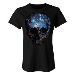 Giant Galaxy Skull