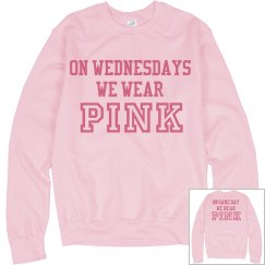 Pink Game Day