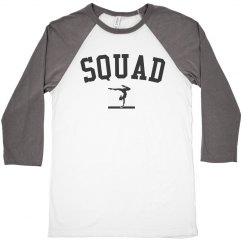 Gymnastics squad