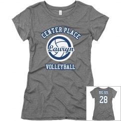 Center Place Volley 28