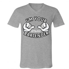 I'm Your Bartender Male