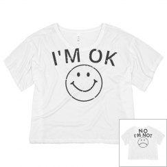 I'm Ok (No I'm not) Top