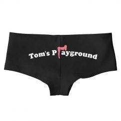 Tom's Naughty Playground