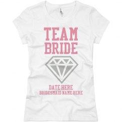 Team Bride Diamond