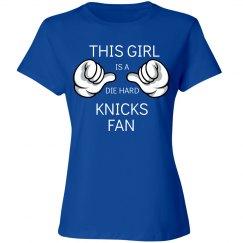Die Hard Knicks Fan