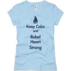 Rebel Heart v2 Blue