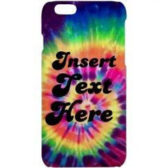 Tie Dye iPhone 6 case
