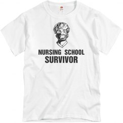 Nursing school survivor