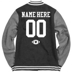 Varsity Football Mom Custom Name