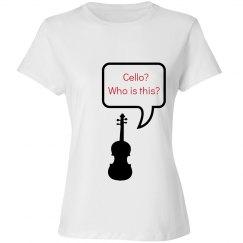 Cello?
