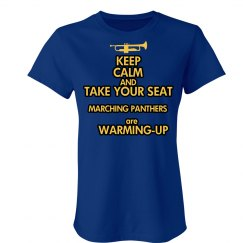 Keep Calm Band Tshirt