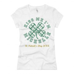 St. Patrick's Kiss Me Tee