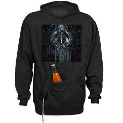 LokiStitchDesign- gasmask hoodie