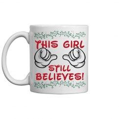 Still Believes in Santa!