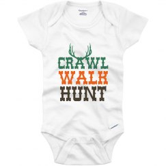 Crawl, Walk, Hunt