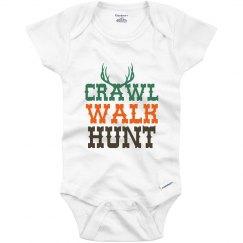 Crawl, Walk, Hunt